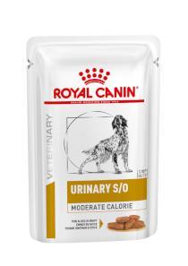 Royal Canin Veterinary Health Nutrition Dog URINARY S/O MC Pouch kapsa