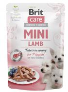 BRIT CARE dog  MINI kapsa  PUPPIES  lamb