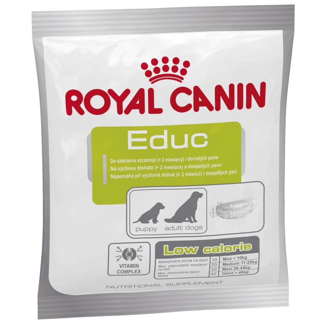 Royal Canin pamlsek EDUC - 50g