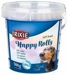 Trixie dog HAPPY ROLLS lososové tyčky