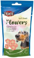 Trixie   pochoutka  dog FLOWERS