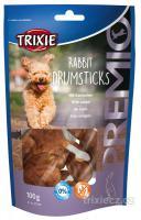 Dog poch. RABBIT DRUMSTICK (trixie)