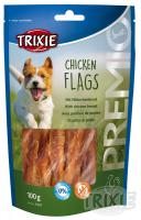 Trixie dog CHICKEN FLAGS