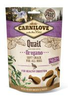 CARNILOVE dog QUAIL/oregano