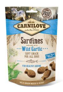 CARNILOVE dog  SARDINES/wild garlic