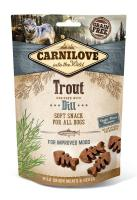 CARNILOVE dog  TROUT/dill