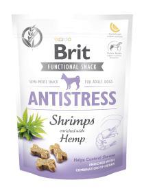 BRIT snack ANTISTRESS shrimps/hemp