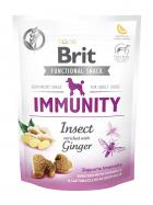 BRIT snack IMMUNITY isect/ginger