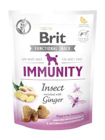 BRIT snack IMMUNITY isect/ginger