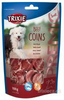 Trixie     dog poch. BEEF COINS