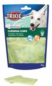 Pochoutka dog Chewing Chips (trixie)