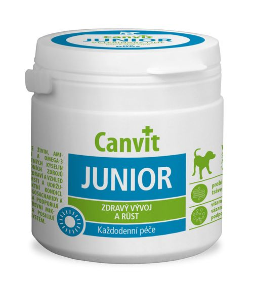 CANVIT dog JUNIOR - 100g