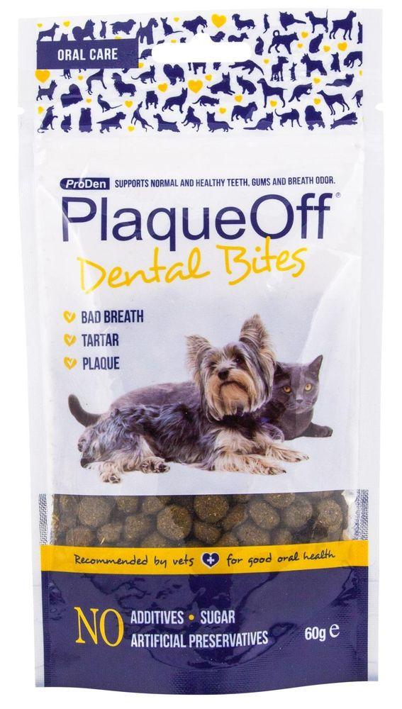 PRODEN PLAQUEOFF DENTAL bites - 150g - pro velké psy