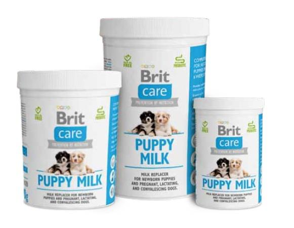 BRIT CARE dog     PUPPY MILK  - 1kg