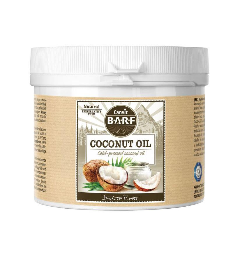 CANVIT  BARF   COCONUT oil   - 600g
