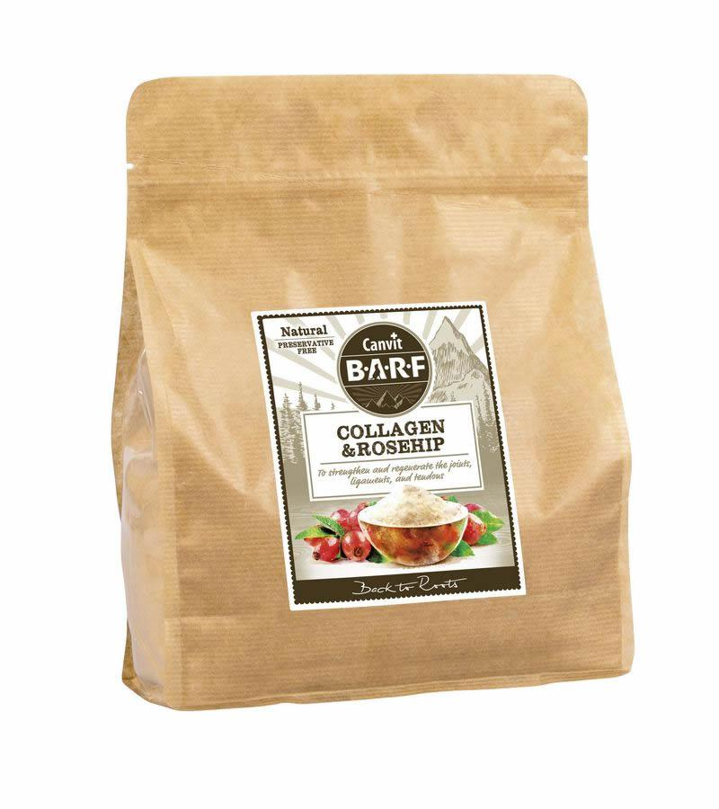 CANVIT  BARF   COLLAGENrosehip - 800g