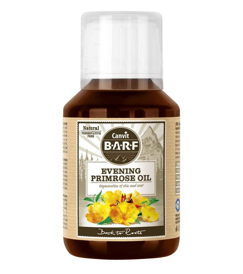 CANVIT  BARF   EVENING primose oil  - 100ml