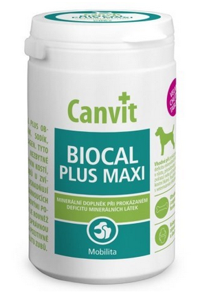 CANVIT dog BIOCAL plus MAXI - 230g