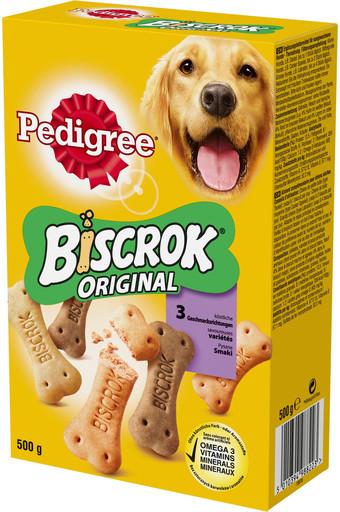 PEDIGREE kostičky BISCROK - 200g