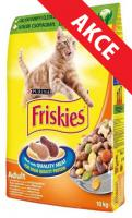 FRISKIES cat suché KUŘECÍ