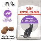 Royal Canin Sterilised - granule pro kastrované kočky