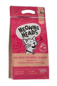 Meowing Heads  SO-FISH-ticated salmon