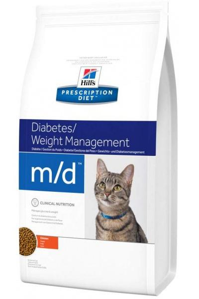 Hills cat  md  weight loss