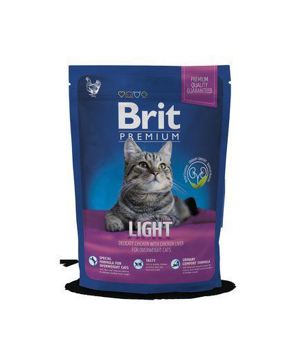BRIT cat LIGHT - 1,5kg