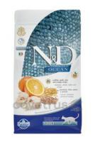 N&D LG cat ADULT CODFISH / ORANGE