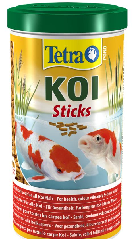 TetraPond KOI STICKS - 1l
