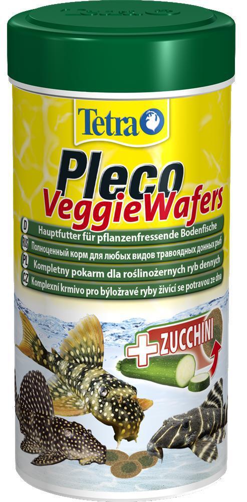 Tetra PLECO veggie WAFER - 250ml