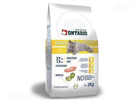 ONTARIO cat INDOOR - 10 kg