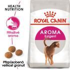 Royal Canin Aromatic Exigent - granule pro mlsné kočky
