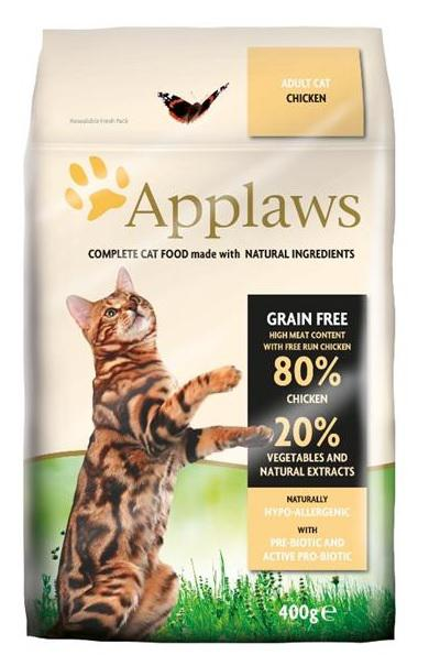 APPLAWS cat ADULT chicken - 7,5kg