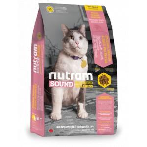 NUTRAM cat S5 - SOUND ADULT - 1,13kg