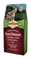 CARNILOVE cat   ADULT duck/pheasant