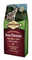 CARNILOVE cat   ADULT duck/pheasant