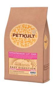 PETKULT  cat  PROBIOTICS   KITTEN