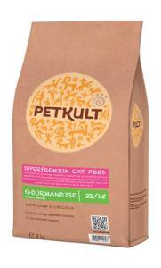 PETKULT  cat   GOURMANDISE