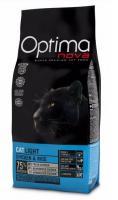 OPTIMAnova cat  LIGHT chicken/rice
