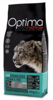 OPTIMAnova  cat  STERILISED chicken/rice