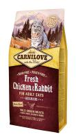 CARNILOVE cat   FRESH ADULT CHICKEN/rabbit