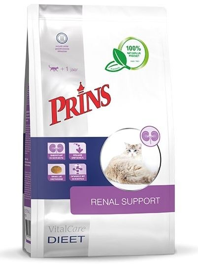 PRINS VitalCare Veterinary Diet RENAL SUPPORT - 5 kg