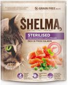 SHELMA cat STERILISED salmon