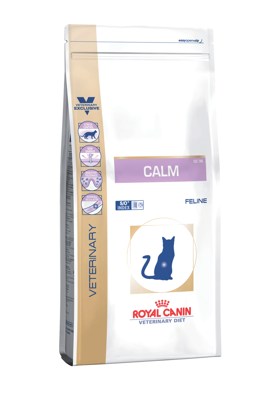 Royal Canin Veterinary Diet Cat CALM - 2kg