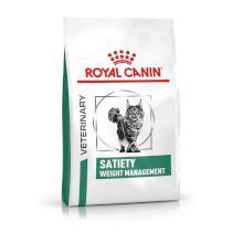 Royal Canin Veterinary Health Nutrition Cat SATIETY