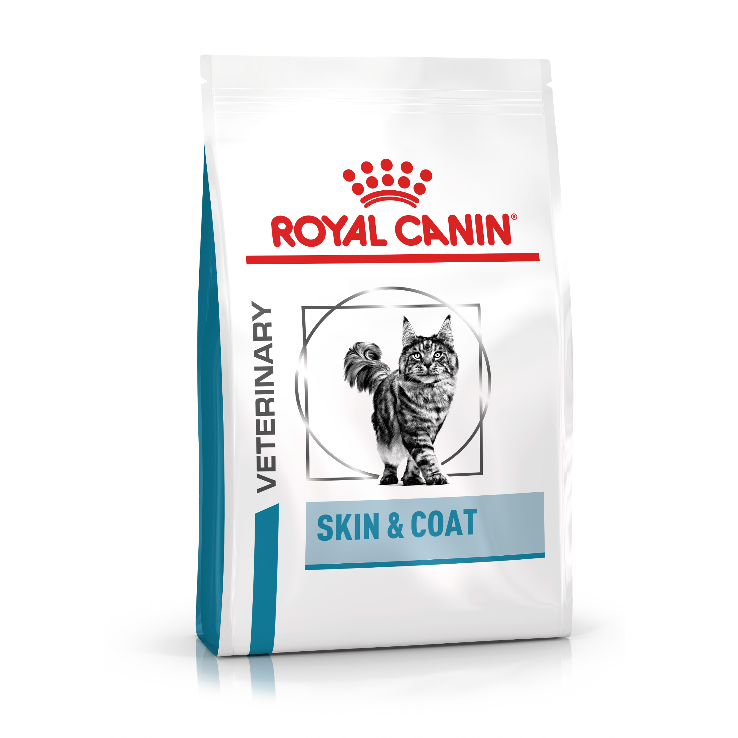 Royal Canin Veterinary Health Nutrition Cat SKIN & COAT - 3,5kg