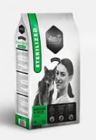 AMITY premium cat STERILISED chicken/rice