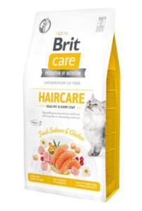 BRIT CARE cat GF  HAIRCARE healthy/shiny