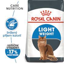 Royal Canin cat Light Weight Care - dietní granule pro kočky